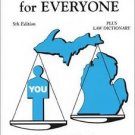 Michigan Law for Everyone by Sherry A. Wells, 5th Edition