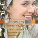 New Dimensions in Women's Health by Helaine Bader, Susan Garfield, Linda...