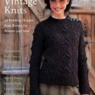 Vintage Knits : 30 Knitting Designs from Rowan for Women and Men by Kaffe...