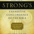 The New Strong's Exhaustive Concordance of the Bible, Supersaver by James...