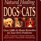 New Choices in Natural Healing for Dogs and Cats : Over 1,000 At-Home...