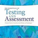 Essentials of Testing and Assessment : A Practical Guide for Counselors,...