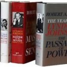 Robert A. Caro's the Years of Lyndon Johnson Set : The Path to Power; Means...