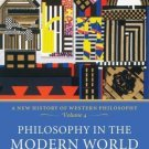 New History of Western Philosophy: Philosophy in the Modern World Vol. 4 : A...
