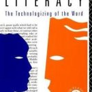 New Accents: Orality and Literacy : The Technologizing of the World by Walter...