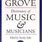 The New Grove Dictionary of Music and Musicians Set (1995, Paperback, Reprint)