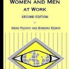 Sociology for a New Century: Women and Men at Work by Barbara F. Reskin and...