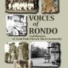 Voices of Rondo : Oral Histories of Saint Paul's Historic Black Community...