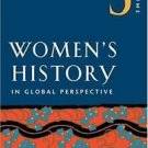 Women's History in Global Perspective Vol. 3 by American Historical...