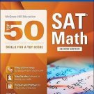 Mh's Top 50 Skills for a Top Score : Sat Math, 2E by Leaf (2016, Paperback)