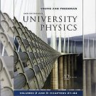 Student Solutions Manual for University Physics Vols 2 And 3 by Roger A....