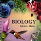 Lab Manual t/a Concepts of Biology by Sylvia S. Mader (2008, Paperback)