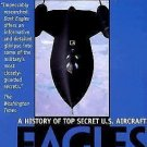Dark Eagles : A History of Top Secret U. S. Aircraft by Curtis Peebles (1999,...
