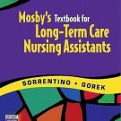 Mosby's Textbook for Long-Term Care Nursing Assistants by Sheila A....