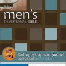 New Men's Devotional Bible (2006, Hardcover, Revised, New Edition)