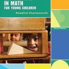 What's New in Early Childhood: Experiences in Math for Young Children by...
