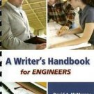 A Writer's Handbook for Engineers by David A. McMurrey and Joanne Buckley...