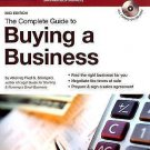 The Complete Guide to Buying a Business by Fred S. Steingold, 2nd Edition