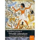 Bedford Anthology of World Literature Volumes 1 and 2 And 3 by Gary Harrison,...