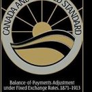 Studies in Macroeconomic History: Canada and the Gold Standard : Balance of...