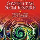 Sociology for a New Century: Constructing Social Research : The Unity and...