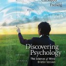New 1st Editions in Psychology: Discovering Psychology : The Science of Mind,...