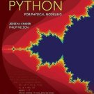 A Student's Guide to Python for Physical Modeling by Jesse M. Kinder and...