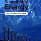 Prospects for Sustainable Energy : A Critical Assessment by Edward S., Jr....