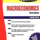 Schaum's Outline of Macroeconomics by Eugene A. Diulio (1997, Paperback,...