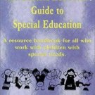 The General Educator's Guide to Special Education : A Resource Handbook for...