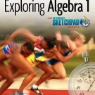 Exploring Algebra 1 with The Geometer's Sketchpad Version 5 by Steven Chanan,...