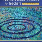 What's New in Special Education: Applied Behavior : Analysis for Teachers by...