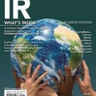 Explore Our New Political Science 1st Eds: IR, What's Inside by James M....