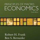 Principles of Macroeconomics by Robert Frank and Ben S. Bernanke, 4th Edition