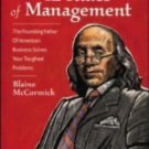 Ben Franklin's 12 Rules of Management : The Founding Father of American...
