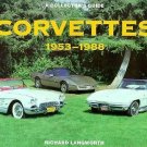 Corvettes, 1953-1988 : A Collector's Guide by Richard M. Langworth (1996,...