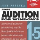 Adobe Audition 1. 5 for Windows by Peachpit Press Staff and Jeff Partyka...