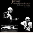 Juran's Quality Planning and Analysis for Enterprise Quality by Frank M....