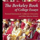 A Cody's Book: The Berkeley Book of College Essays : Personal Statements for...
