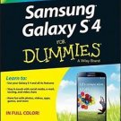 Samsung Galaxy S 4 for Dummies® by Bill Hughes (2013, Paperback)