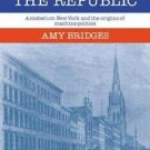 A City in the Republic : Antebellum New York and the Origins of Machine...