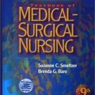 Brunner and Suddarth's Textbook of Medical-Surgical Nursing by Brenda G. Bare...
