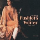 Vintage Fashions for Women : 1920s-1940s by Kristina Harris (1997, Paperback)