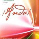 �Anda! Curso Elemental Vol. 2 by Audrey L. Heining-Boynton and Glynis S....