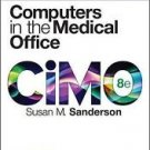 Case Studies for Use with Computers in the Medical Office by Susan Sanderson...