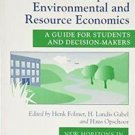 Principles of Environmental and Resource Economics : A Guide for Students and...