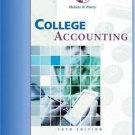 College Accounting, Chapters 1-29 by Robert W. Parry and James A. Heintz...