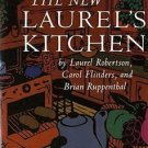 Vegetarian Cooking: The New Laurel's Kitchen by Carol L. Flinders, Brian...