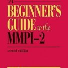 A Beginner's Guide to the MMPI-2 by James Neal Butcher (2004, Hardcover)