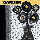 A Black and White Garden by Kay M. Capps Cross (2007, Paperback, Illustrated)